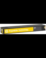 HP 975A Yellow Original PageWide Cartridge