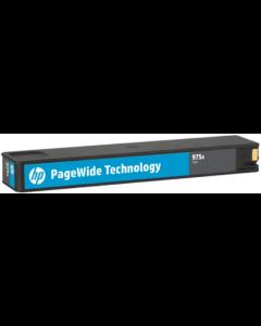 HP 975A Cyan Original PageWide Cartridge