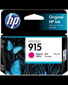 HP 915 Magenta Original Ink Cartridge